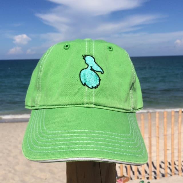 Home Accessories caps Pelican Cap Green.    737bc1862b9f